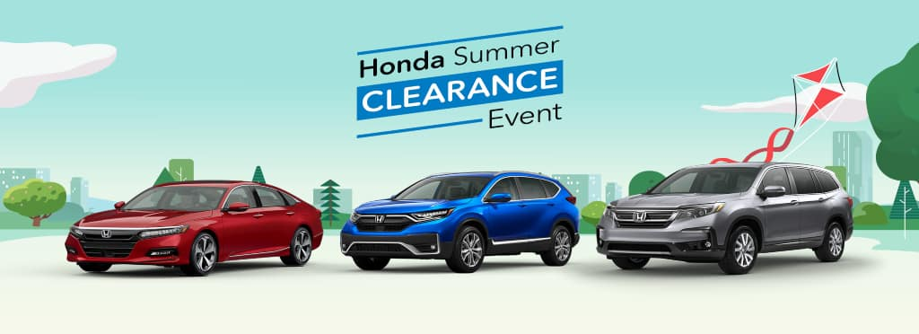2020 Summer Sales Event