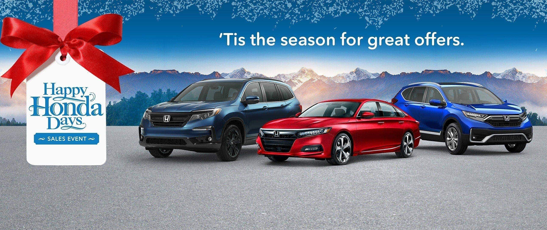 Happy Honda Days 2020