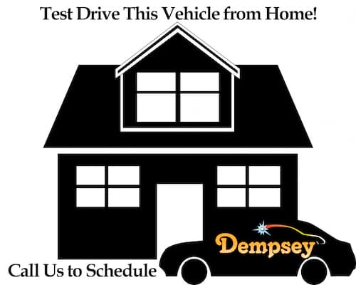 Test Drive This Vehicle from Home - Dempsey