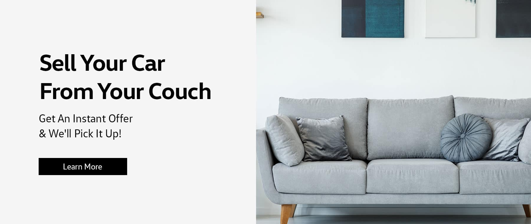 Sell Your Car From Your Couch