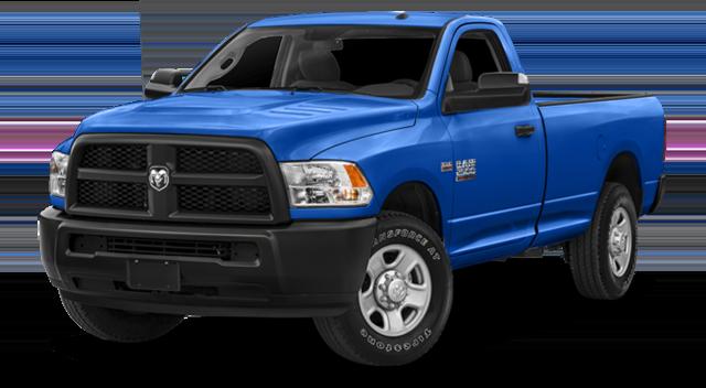 2018 Ram 2500 Blue