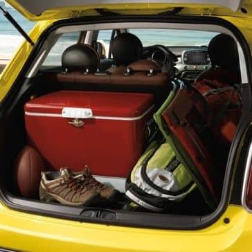 2018 Fiat 500X Cargo