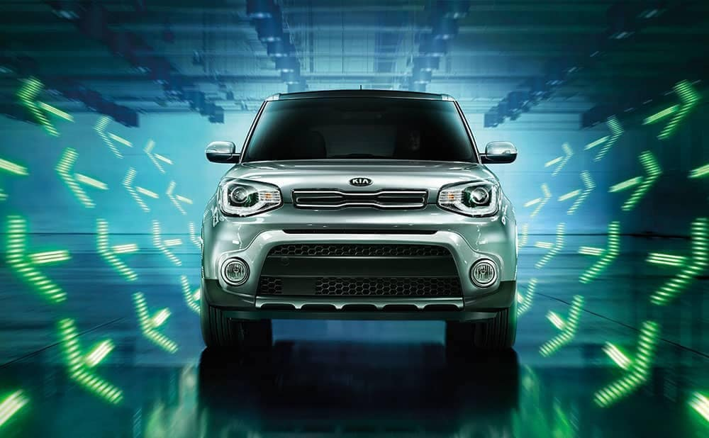 2012 kia soul safety features