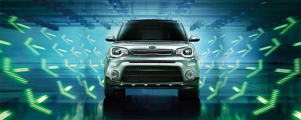 2019 Kia Soul safety