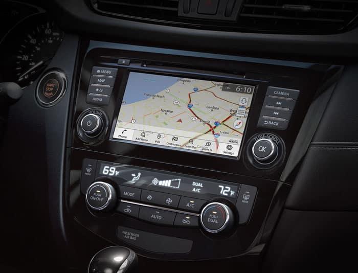 2018 Nissan Interior Console