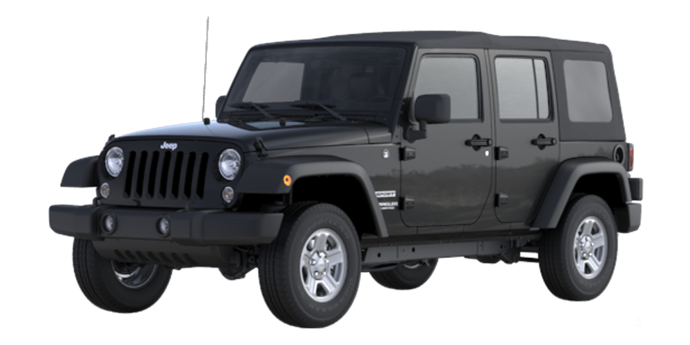2015 Jeep Wrangler unlimited Profile