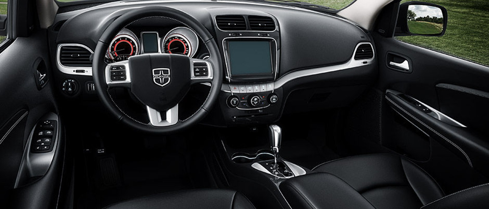 2016 Dodge Journey Front Interior