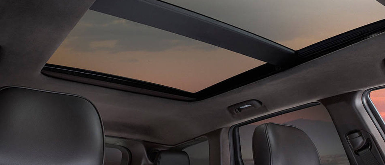 2016 Jeep Grand Cherokee Sunroof