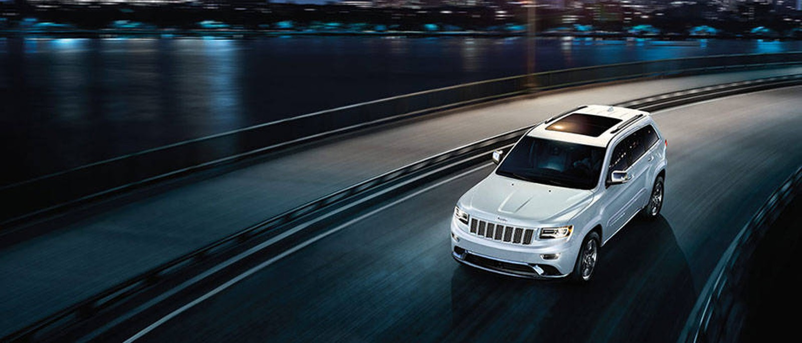 2016 Jeep Grand Cherokee Top