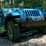 2016 Jeep Wrangler Safety