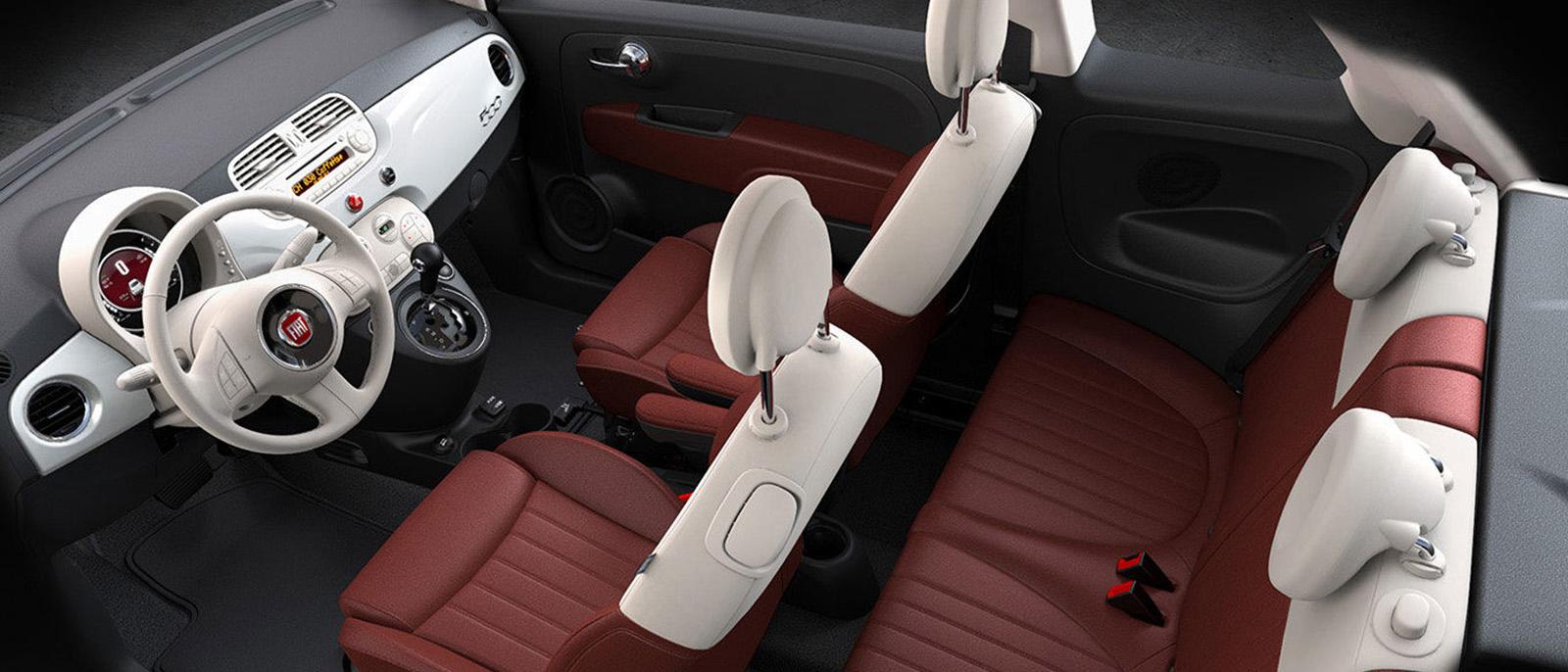 2016 Fiat 500L