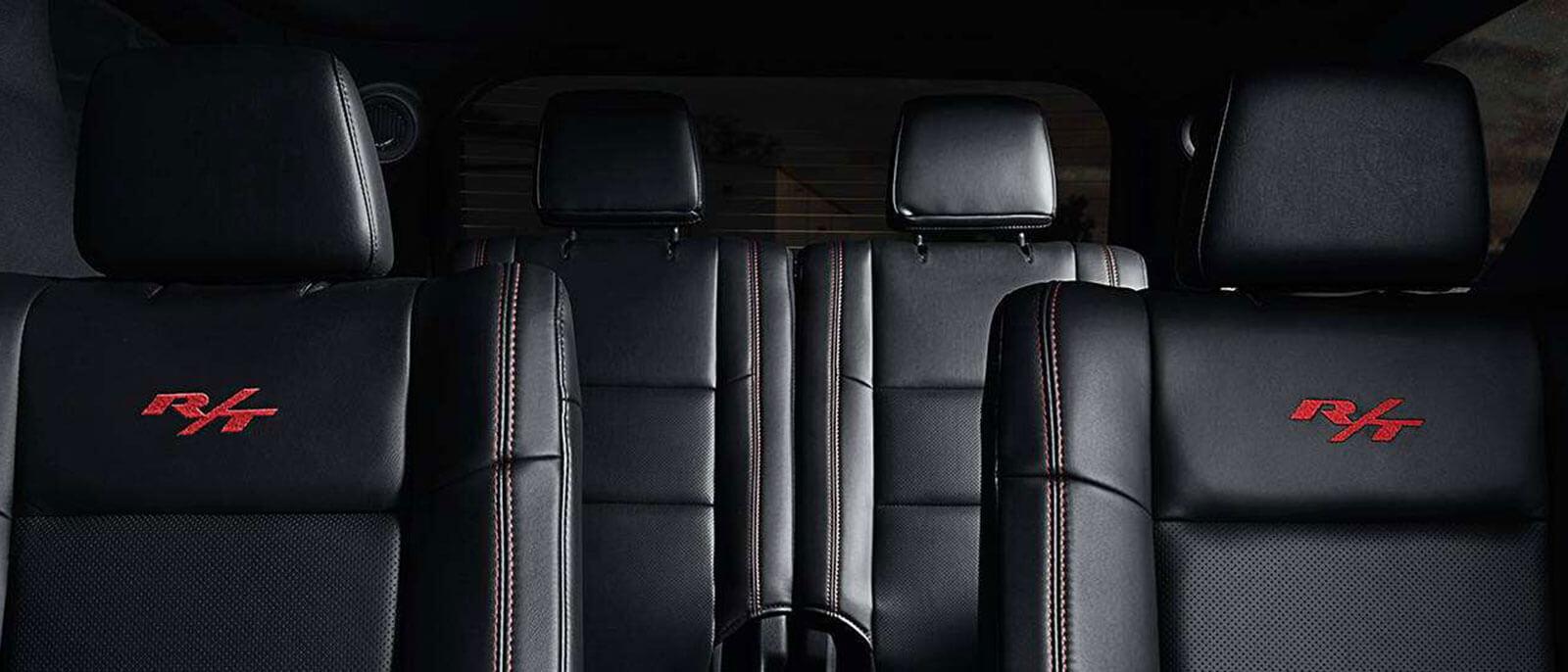 2016 Dodge Durango seating