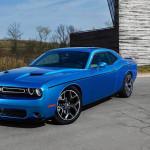 2015 Dodge Challenger parked
