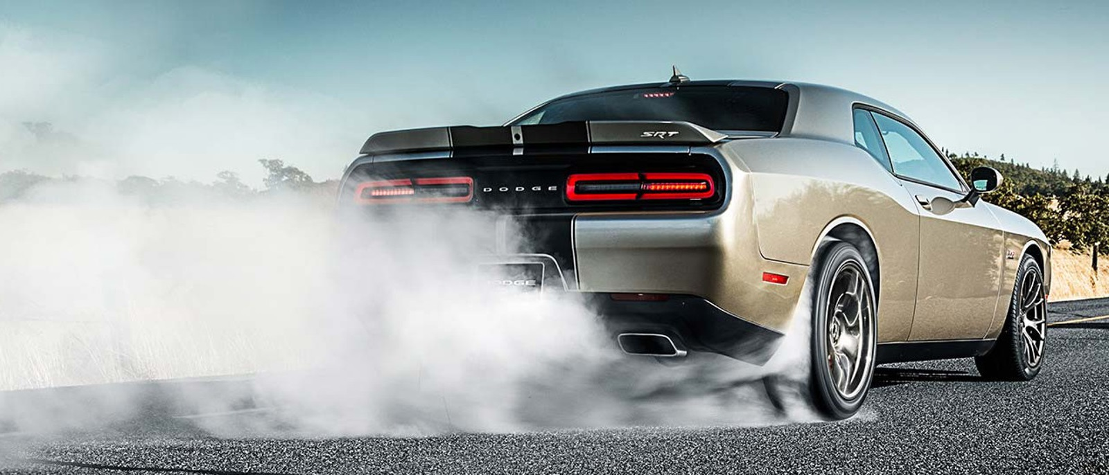 2016-Dodge-Challenger-Rear
