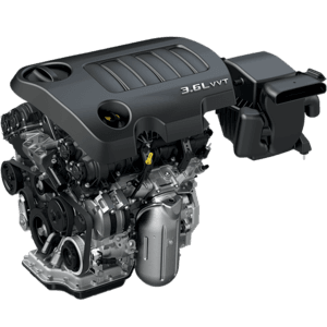 2018 dodge journey engine photo