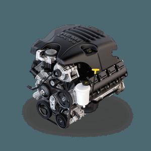 RAM 2500 Edmonton 5.7 engine