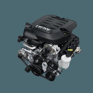 ram 2500 edmonton 6.4 engine