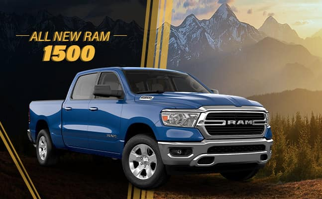 New RAM 1500 Image