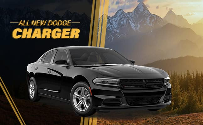 New Dodge Charger Image