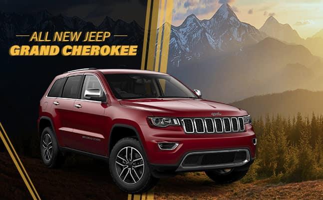 2021 Jeep® Grand Cherokee