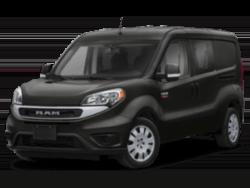 2020 Ram ProMaster City Wagon angled