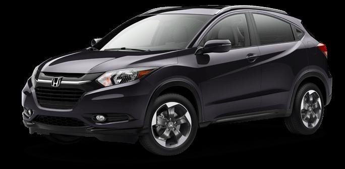 2018 Honda HR-V All-Wheel Drive