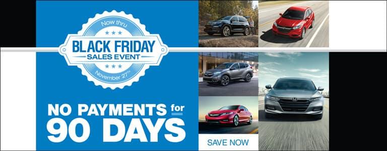 Detroit Area Honda Dealers Black Friday Sales Event