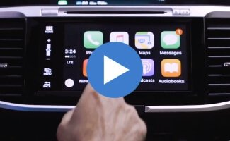 2017 Honda Accord Apple CarPlay