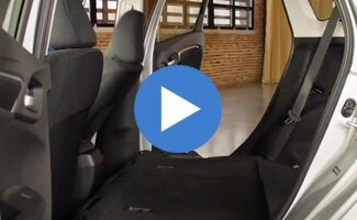 2017 Honda Fit Magic Seat