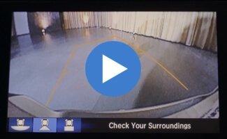 2017 Honda Fit Rearview Camera