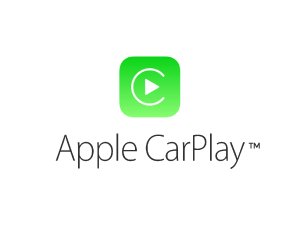 Apple CarPlay<sup>™</sup>