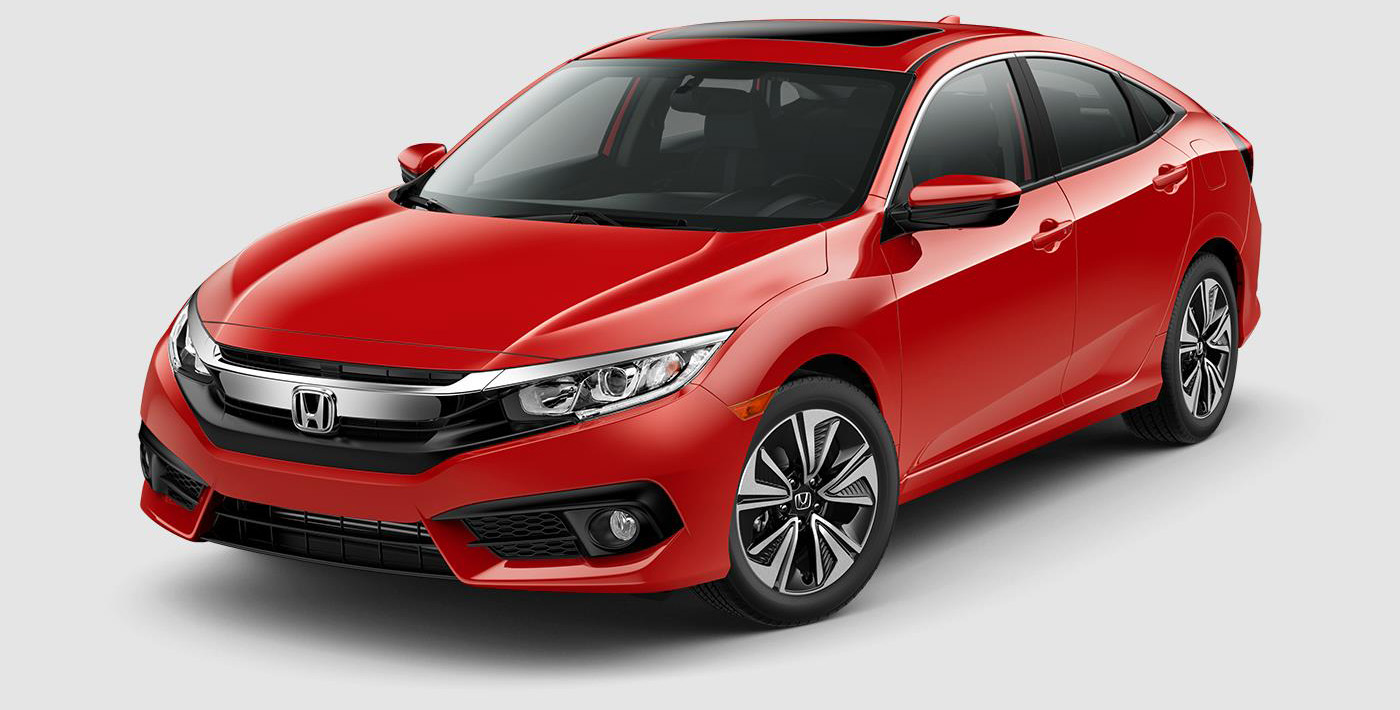Honda civic has been named best compact car of 2017 for Troy honda dealership