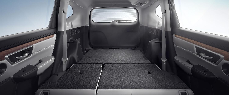 2017 Honda CR-V Interior Cargo Area