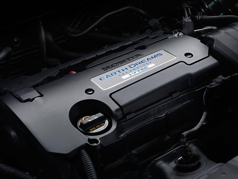 2017 Honda CR-V 2.4L 4 Cylinder Engine