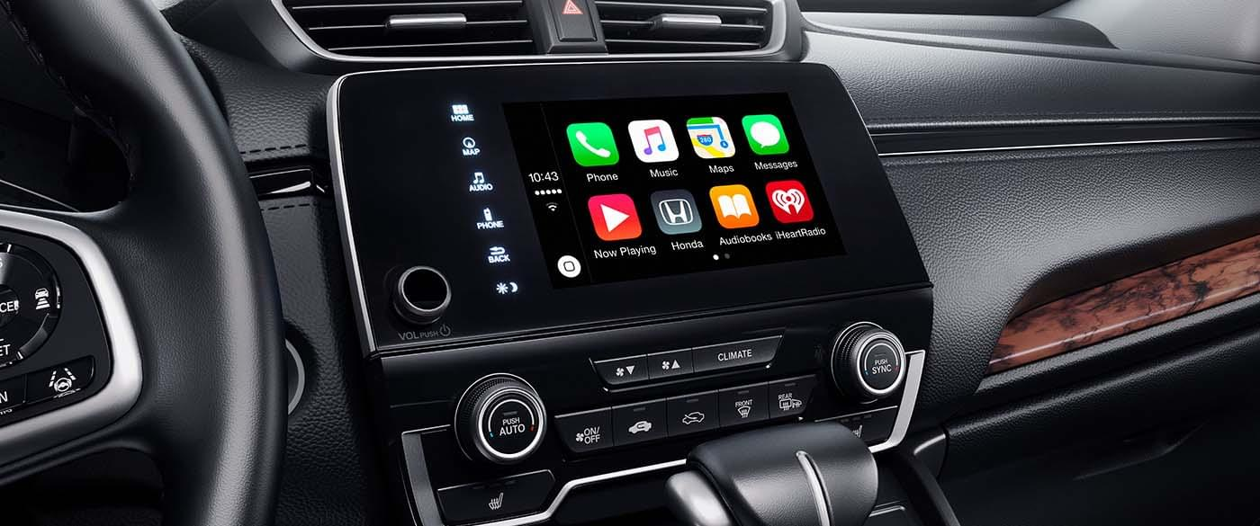 2017 Honda CR-V Apple Carplay