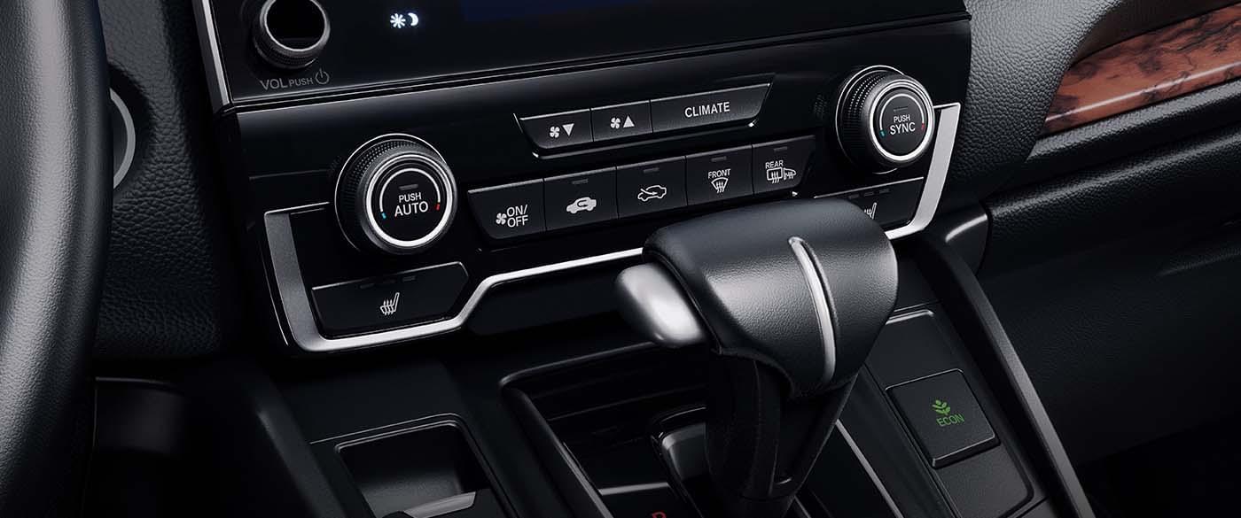 2017 Honda CR-V Automatic Climate Control