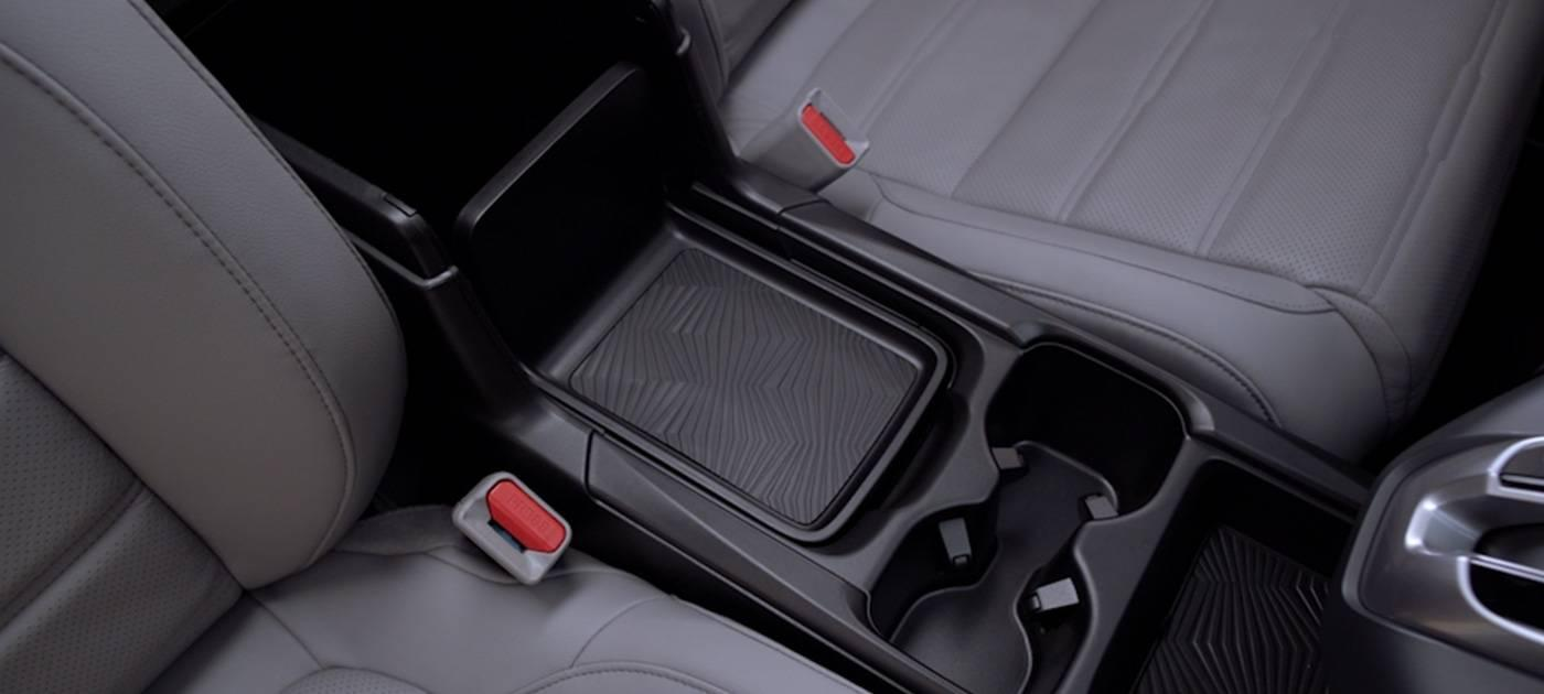 2017 Honda CR-V Center Console and Cup Holders