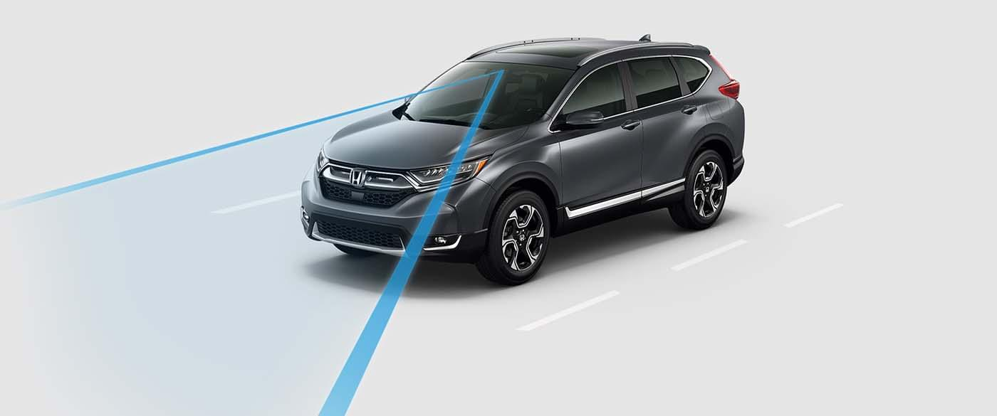2017 Honda CR-V Lane Keeping Assist