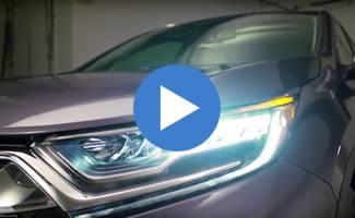 2017 Honda CR-V High Beam Headlights