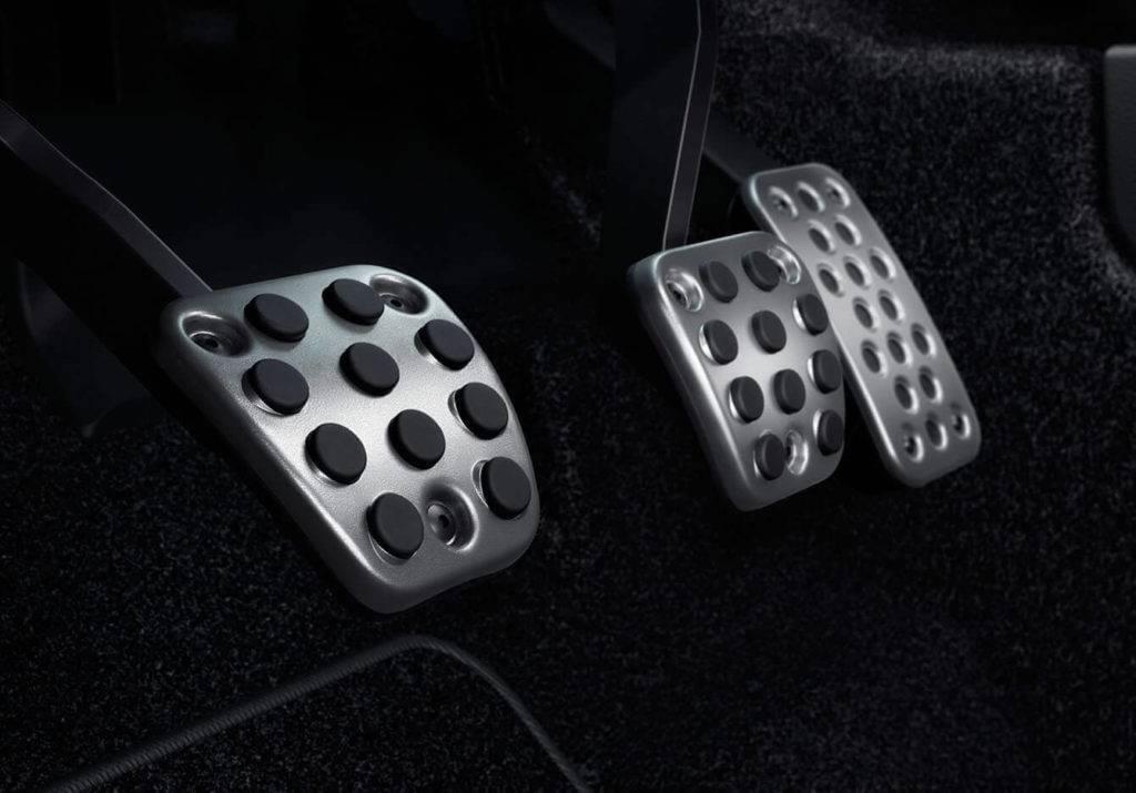 2017 Honda Civic Si Coupe Aluminum Sport Pedals