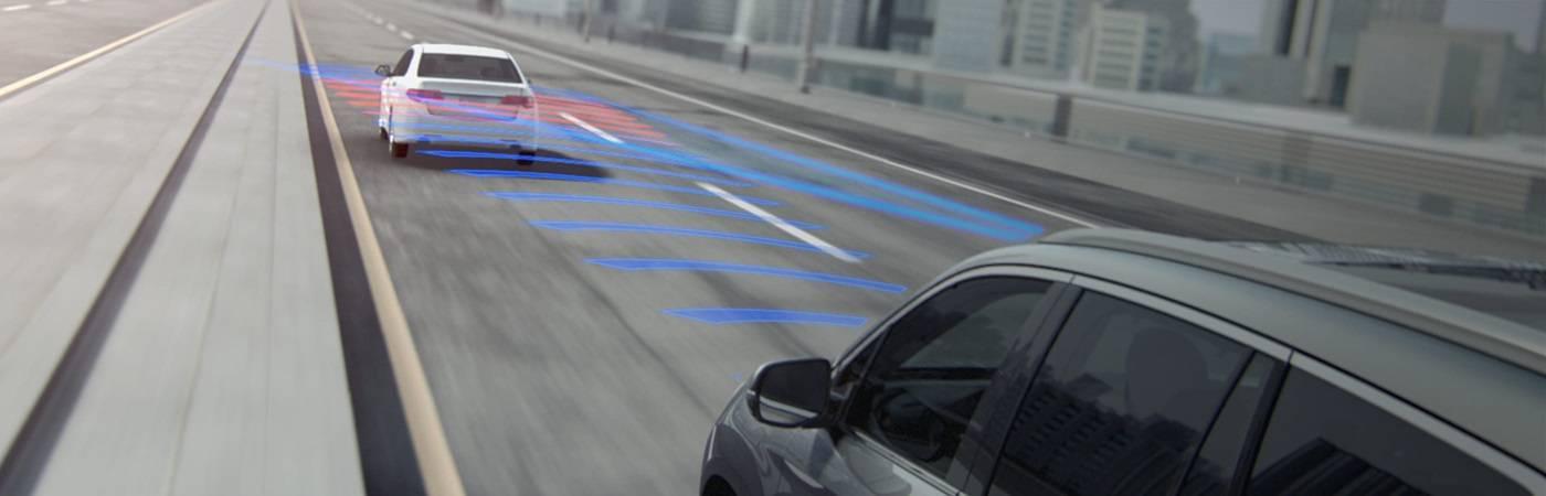 2017 Honda Sensing