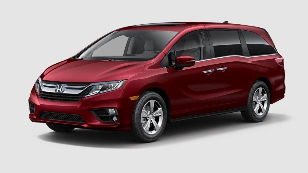 2018 Honda Odyssey EX-L Trim