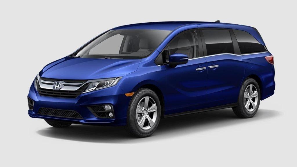 2018 Honda Odyssey EX Trim