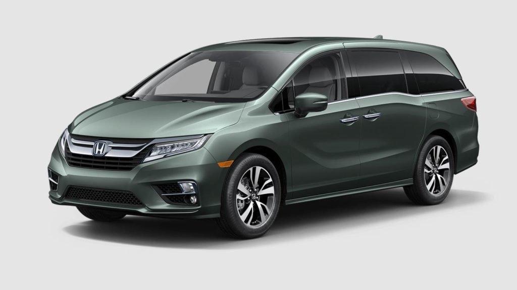 2018 Honda Odyssey Elite Trim
