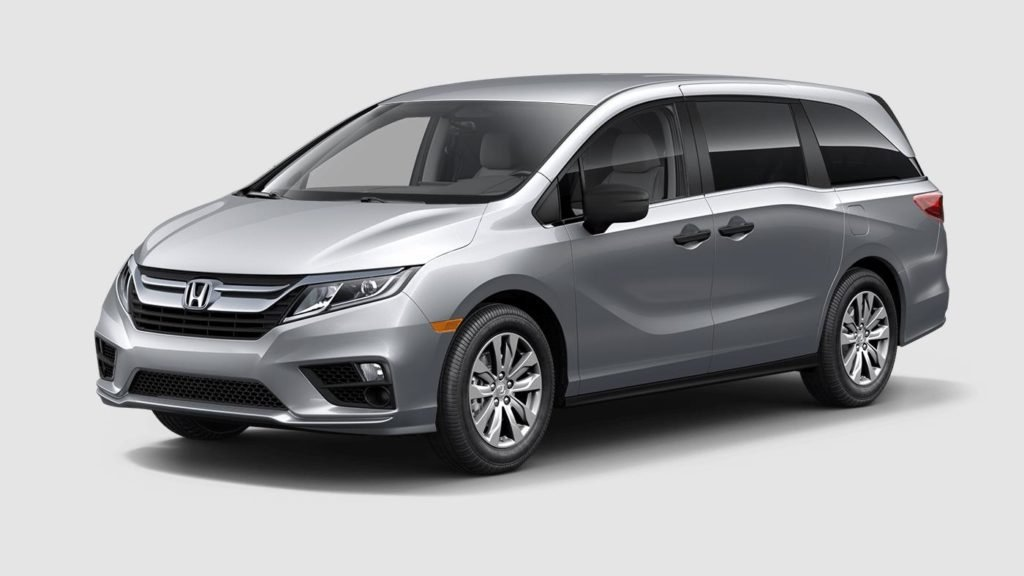 the versatile trim levels of the 2018 honda odyssey. Black Bedroom Furniture Sets. Home Design Ideas