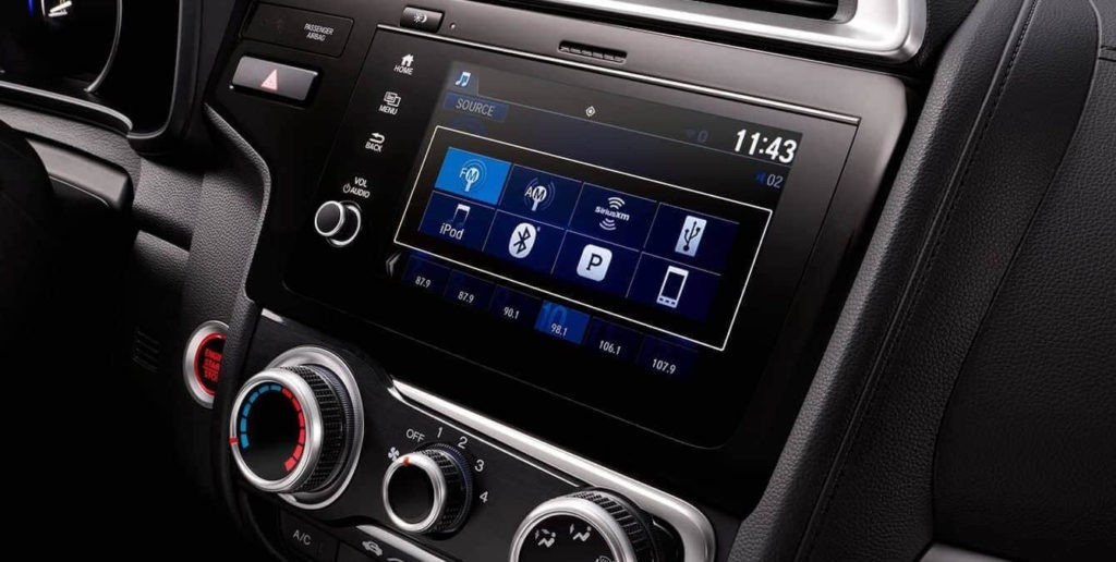 2018 Honda Fit Bluetooth Connectivity