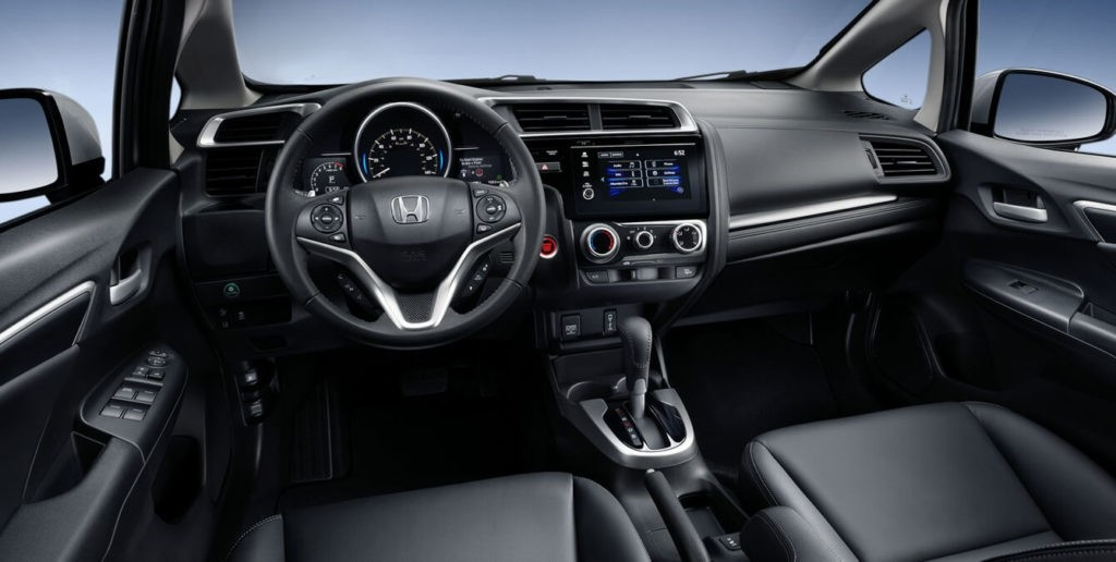 2018 Honda Fit Interior Cabin
