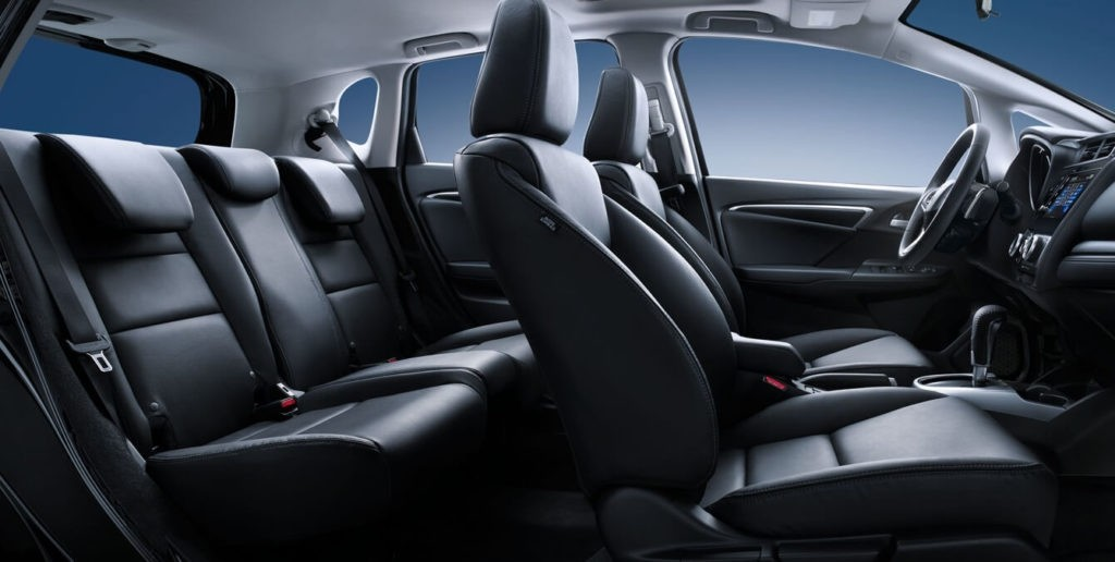 2018 Honda Fit Interior Seating