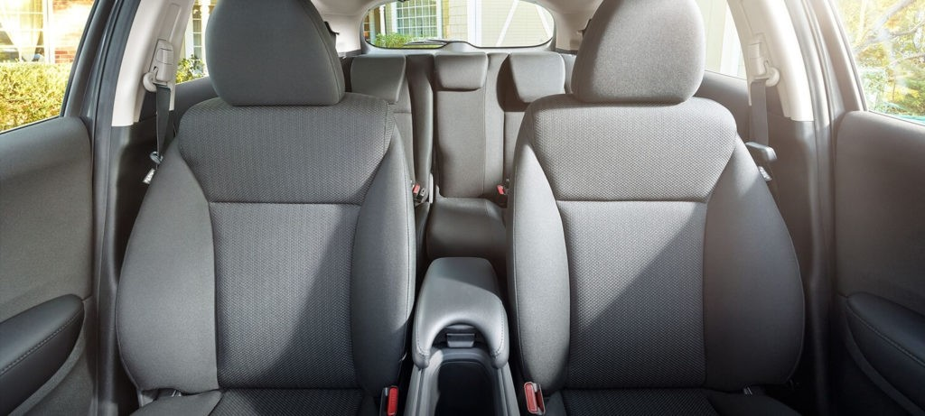 2018 Honda HR-V Interior Seating