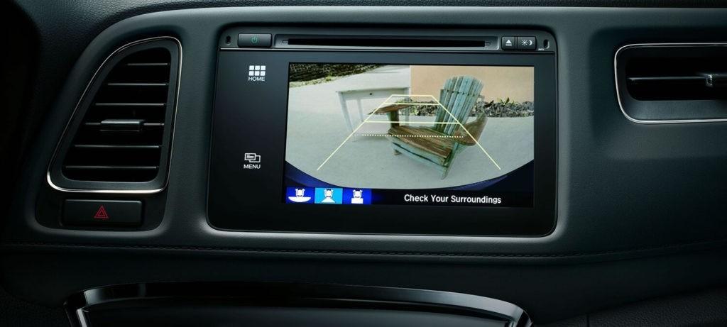 2018 Honda HR-V Multi-Angle Rearview Camera